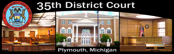 Plymouth, 35th District Court